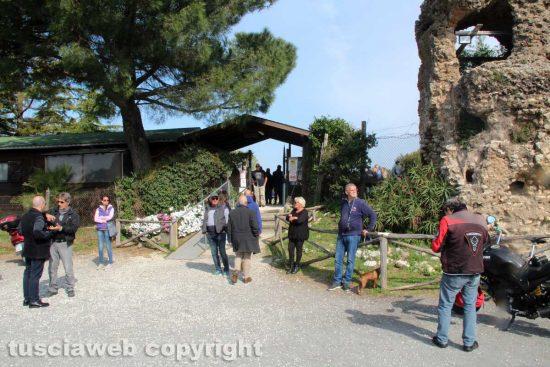 Viterbo - Sit in alle masse di San Sisto