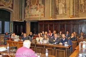 Viterbo - Il consiglio comunale - L'opposizione