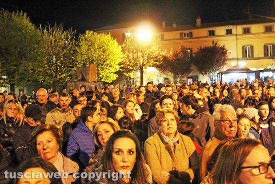 Bagnaia - La processione del venerdì santo