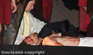 Viterbo - Processione del Cristo morto