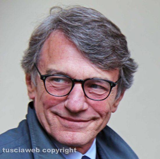 Viterbo - David Sassoli