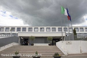 Viterbo - Palazzo di giustizia