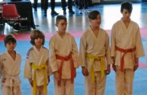 Sport - Karate - Vejano - Gli atleti della I love gym