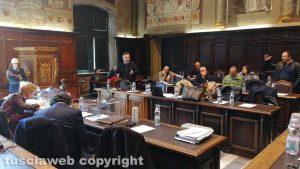 Consiglio comunale - L'intervento di Gianmaria Santucci (Fondazione)