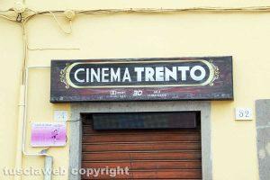 Viterbo - Il cinema Trento
