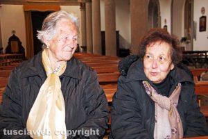 Viterbo - Gabriella Belli e Paola Maugiatti