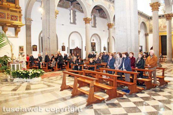 Viterbo - La messa dei bagnoli per la Madonna della Quercia