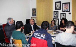 Massimo Pistilli alla Tusciaweb Academy