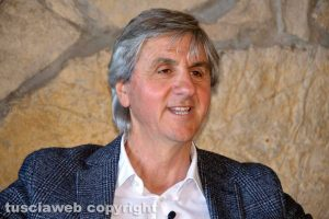 Tarquinia - Il candidato sindaco Sandro Celli