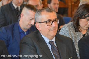 Il vicesindaco Enrico Maria Contardo