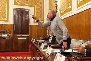Montefiascone Il consiglio comunale - Sandro Leonardi