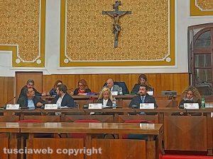 Montefiascone - Consiglio comunale - La maggioranza