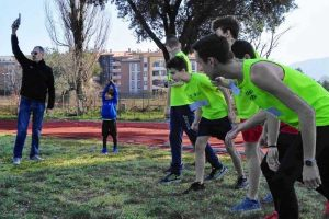Sport - Atletica leggera - I campionati provinciali di Cross a Viterbo