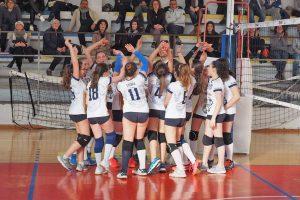 Sport - Pallavolo - Vbc Viterbo - Una delle formazioni giovanili