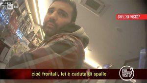 Giallo di Ronciglione - Andrea Landolfi a Chi l'ha visto?