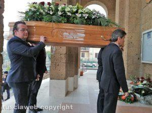 Civita Castellana - I funerali di Marcello de Pace