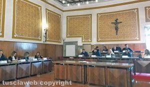 Montefiascone - Il consiglio comunale