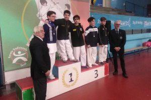 Sport - Karate - La manifestazione del PalaTennisTavolo di Terni