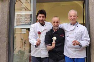 Viterbo - La gelateria Gelart