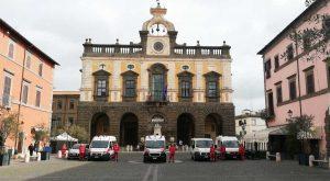 Cri Nepi - Inaugurata nuova ambulanza