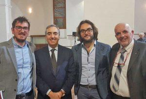 """Montalto di Castro - Gasparri a """"La politica da bere"""""""