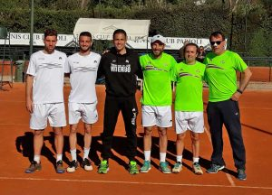 Il Tennis club Viterbo