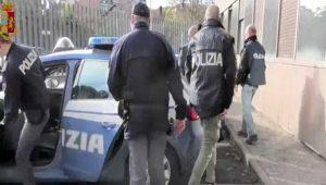 Polizia - L'arresto dei due giovani