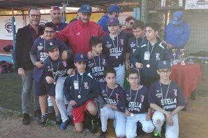 Sport - baseball - Rams Viterbo - Una formazione giovanile