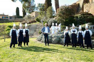 """""""Un dolce da maestro"""" in onda da Tuscania su La 7"""
