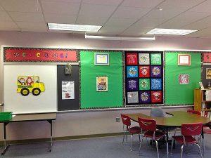 Scuola elementare - Una classe  - Generica