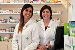Montalto di Castro - Le farmaciste della farmacia comunale