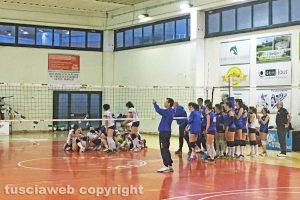 Sport - Pallavolo - Vbc Viterbo - I festeggiamenti al PalaVolley