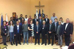 Il meeting internazionale per il progetto E-cults