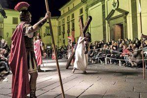 Bagnoregio - La processione del venerdì Santo