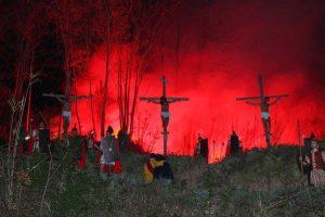 Venerdì Santo a Vetriolo