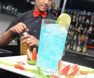 Un cocktail - Immagine di repertorio