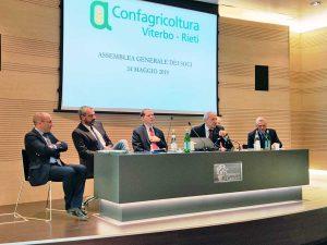Viterbo - Assemblea dei soci di Confagricoltura Viterbo-Rieti