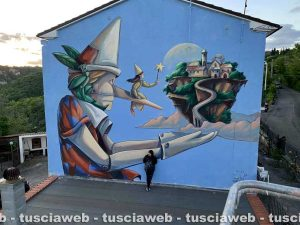 Sant'Angelo il Paese delle Fiabe - Pinocchio e il volo di Civita