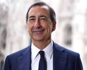 Milano - Il sindaco Beppe Sala