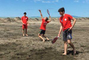 Sport - Beach tennis