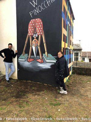 Sant'Angelo il Paese delle Fiabe - Pinocchio cucù