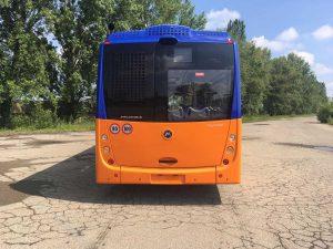 I bus Francigena a Bologna