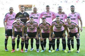 Sport - Calcio - Una formazione del Palermo