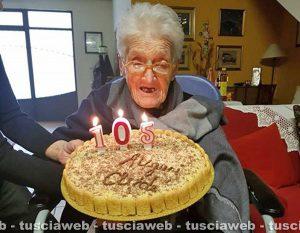 Lubriano - Nonna Cleida Maria