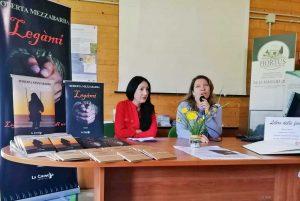 Viterbo - La presentazione di Legàmi dell'autrice Roberta Mezzabarba