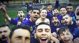 Sport - Calcio - La festa del Montefiascone