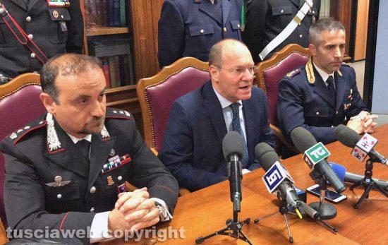 Guglielmo Trombetta, Paolo Auriemma, Gian Fabrizio Moschini