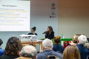 Viterbo - Progetti sociali della cooperativa Alicenova