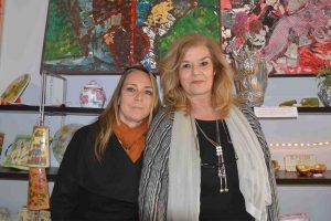 Sandra Inghes e Maria Grazia Morsella