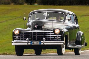 La Cadillac 1947 serie 75 limousine imperial touring